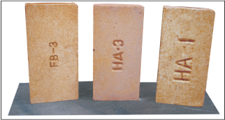 High Alumina Brick, Ha-Series