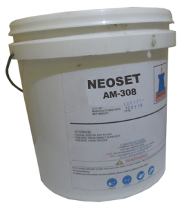 NEOSET AIR SETTING MORTAR PAIL