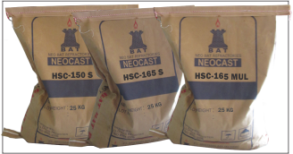 Medium Cement Castable